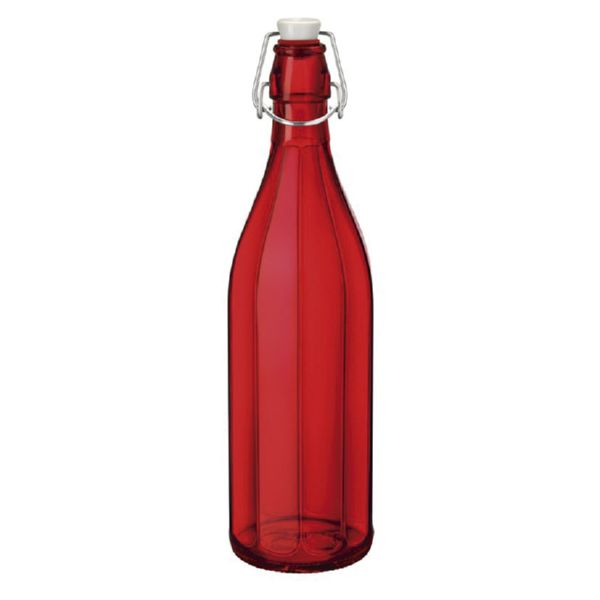 Botella Oxford Red 1 litro. (Min. 12 unidades)