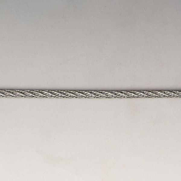 CABLE ACERO GALVANIZ. 3 MM. X 25 M.
