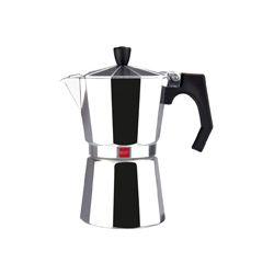 Cafetera aluminio Kenia, 9 tazas