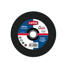 DISCO CORTE METAL 230X3X22 RATIO