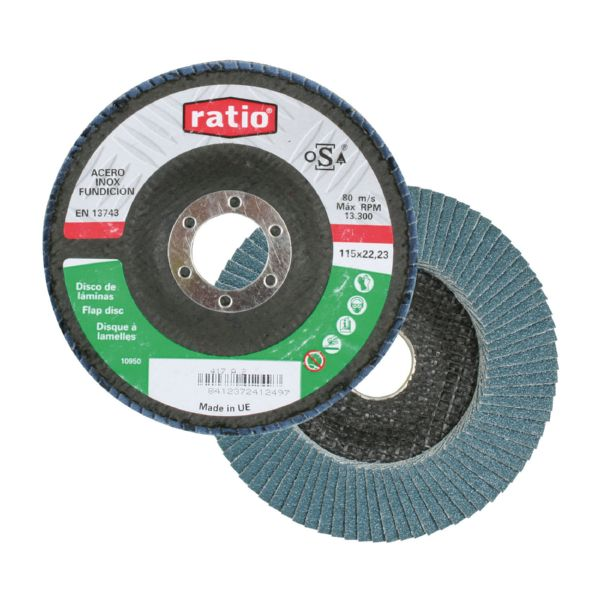 DISCO LAMINA ZIRCONIO Z40/178 RATIO