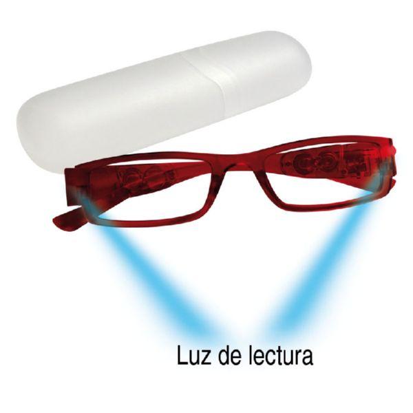GAFAS LECTURA CON LUZ UMAY - LECTURA NOCTURNA