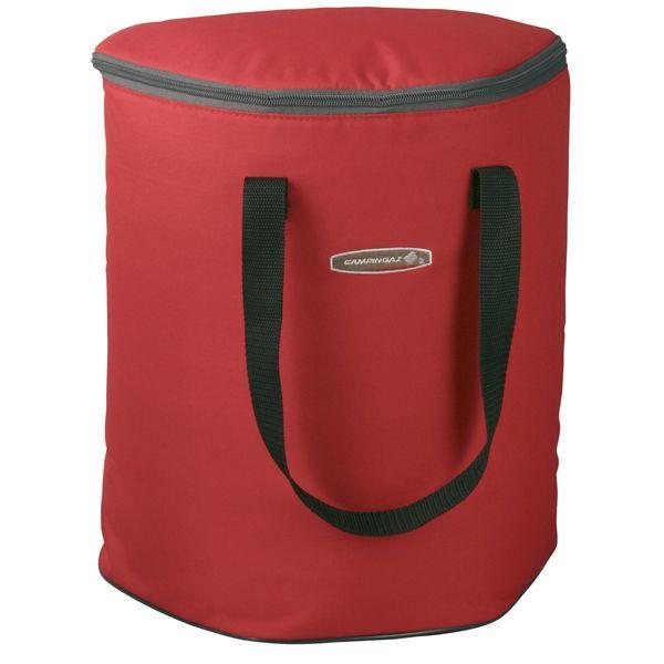 Nevera flexible Basic Cooler 15 l. Roja