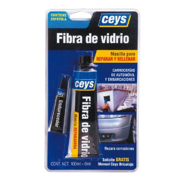 REPARADOR DE FIBRA DE VIDRIO 100ML+6ML